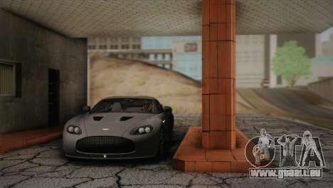 Garage in Dorothy für GTA San Andreas