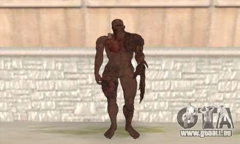 Tyrant T002 für GTA San Andreas