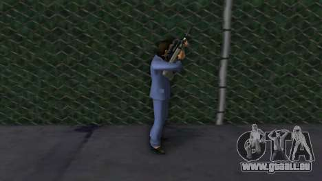 Steyr AUG für GTA Vice City Screenshot her
