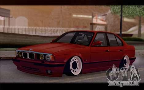 BMW E34 für GTA San Andreas