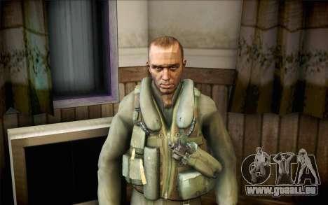 Nicolas de Call of Duty MW2 pour GTA San Andreas