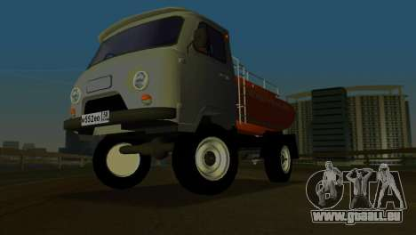 UAZ 465 Truck für GTA Vice City