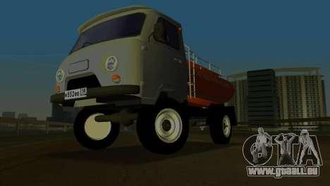 UAZ 465 Truck für GTA Vice City