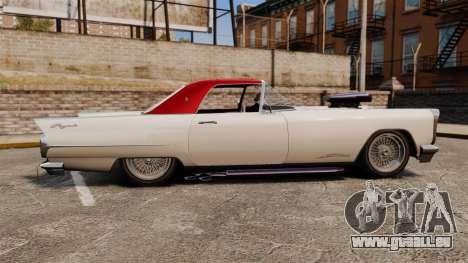 Peyote 1950 v2.0 für GTA 4 linke Ansicht