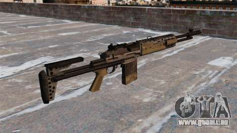Selbstladegewehr Mk 14 EBR für GTA 4 Sekunden Bildschirm