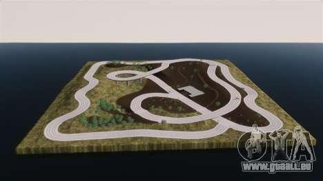 Lage StartMap für GTA 4