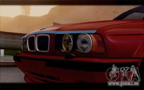 BMW E34 für GTA San Andreas rechten Ansicht
