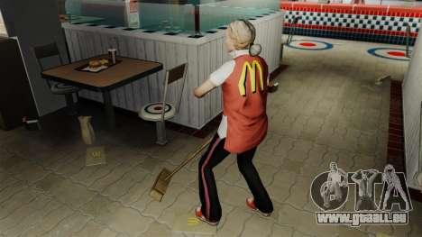 Manger McDonald ' s et Taco Bell pour GTA 4 quatrième écran