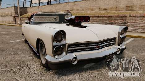 Peyote 1950 v2.0 pour GTA 4