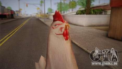 Hen überwuchert für GTA San Andreas dritten Screenshot