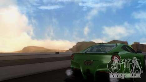 ENBSeries By AVATAR v3 pour GTA San Andreas quatrième écran