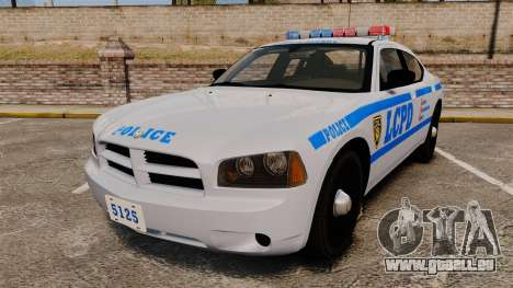 Dodge Charger LCPD [ELS] für GTA 4