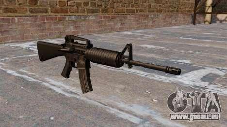 Automatique Colt M4A1 carbine pour GTA 4