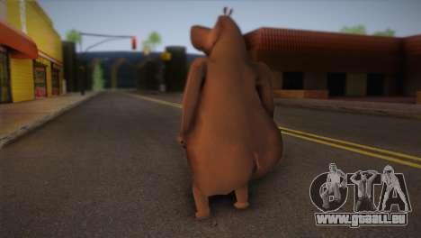 Gloria für GTA San Andreas zweiten Screenshot