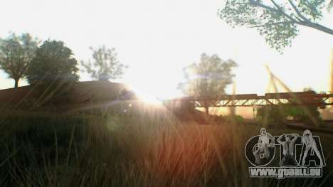 ENBSeries By AVATAR v3 pour GTA San Andreas cinquième écran