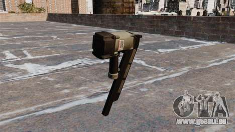 Gvozdezabivatel′ pour GTA 4