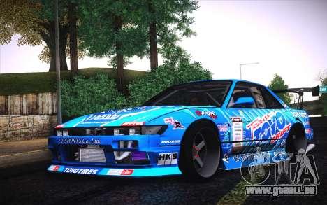 Nissan Silvia S13 Toyo pour GTA San Andreas
