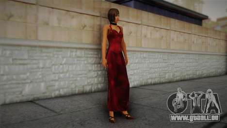Ada Wong pour GTA San Andreas