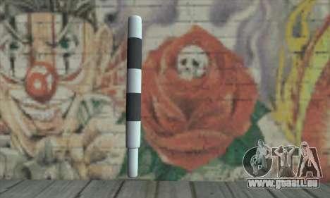Wand G.I.B.D.D. für GTA San Andreas