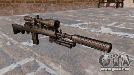 Das halbautomatische Gewehr M14 für GTA 4