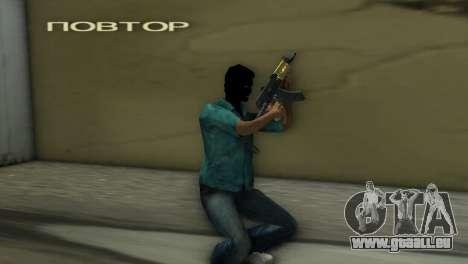 Yugo M92 GTA Vice City pour la troisième écran