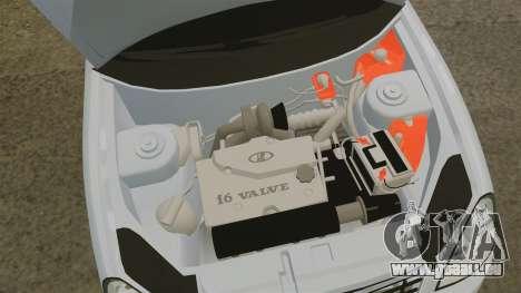 VAZ-2170-Formel für GTA 4 Innenansicht
