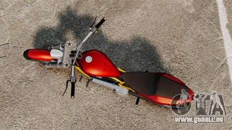 GTA IV TLAD Revenant pour GTA 4 Vue arrière de la gauche