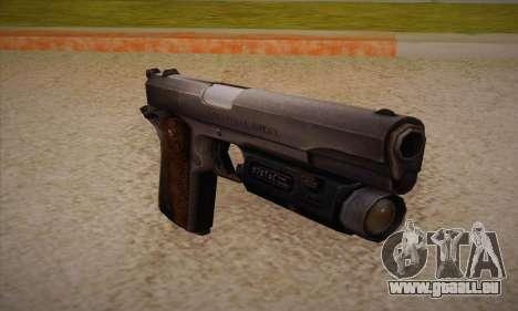 Le pistolet de Left 4 Dead 2 pour GTA San Andreas