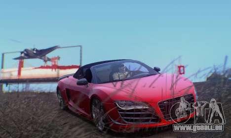 ENBSeries By AVATAR v3 pour GTA San Andreas septième écran