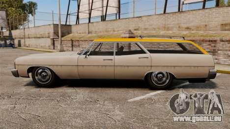 GTA IV TLAD Regina für GTA 4 linke Ansicht