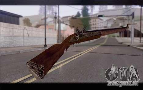 Mousquet pour GTA San Andreas deuxième écran