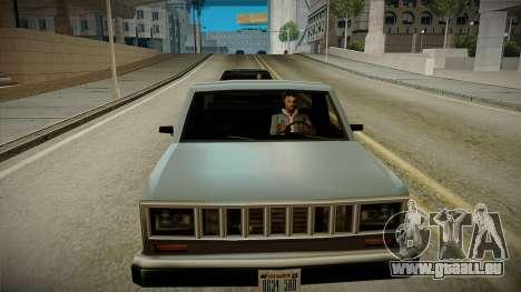GTA HD Mod 3.0 pour GTA San Andreas sixième écran