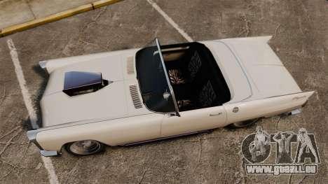 Peyote 1950 v2.0 für GTA 4 rechte Ansicht
