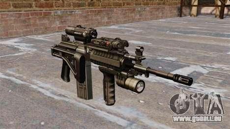 Selbstladegewehr Galil taktische für GTA 4