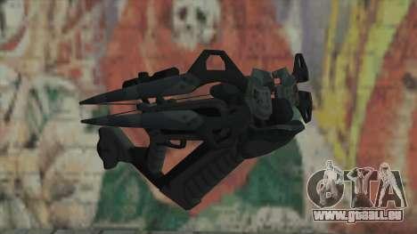 Armbrust von Timeshift für GTA San Andreas