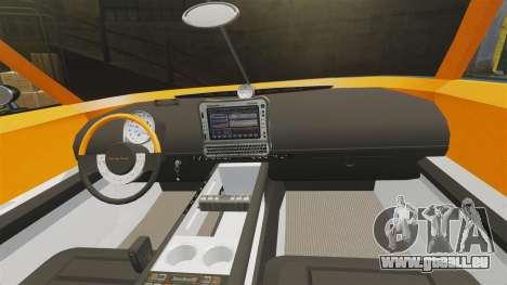 Ford Forty Nine Concept 2001 Police [ELS] pour GTA 4 est un côté