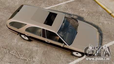 Solair 2000 Facelift für GTA 4 rechte Ansicht