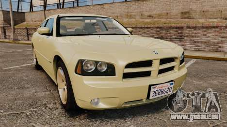Dodge Charger RT Hemi 2007 pour GTA 4