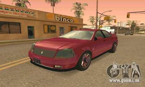 Presidente von GTA IV für GTA San Andreas