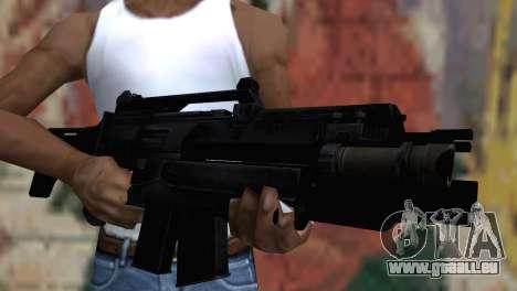 Tommy Jones pour GTA San Andreas troisième écran