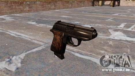 Ladewagen Pistole Walther PPK für GTA 4