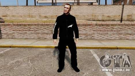 Vêtements-Alpinestars - pour GTA 4