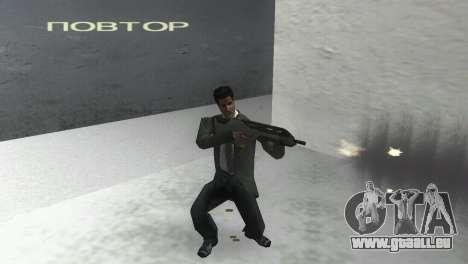 Saritch 308 pour le quatrième écran GTA Vice City