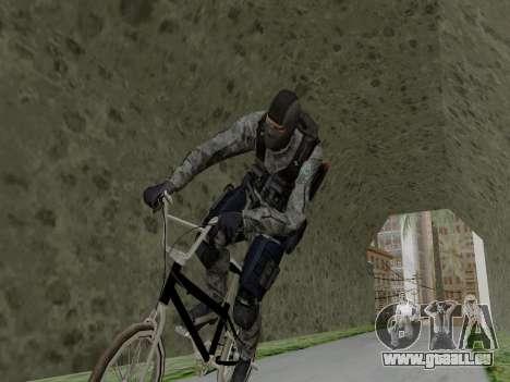 Cell für GTA San Andreas fünften Screenshot