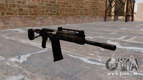 Saïga-12 fusil de chasse pour GTA 4