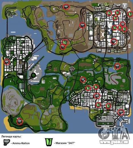 Zwei innen-Verwandte ändern für GTA San Andreas siebten Screenshot
