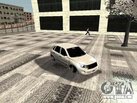 Vaz 2190-1119 pour GTA San Andreas