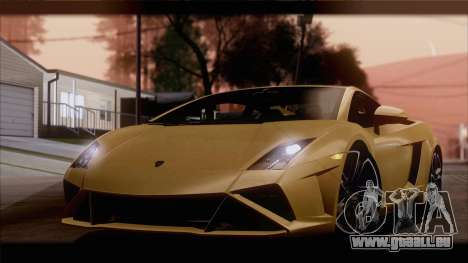 Lamborghini Gallardo LP560-4 Coupe 2013 V1.0 pour GTA San Andreas