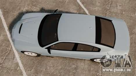 Dodge Charger 2012 für GTA 4 rechte Ansicht