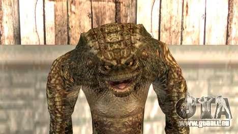 Hunter für GTA San Andreas dritten Screenshot